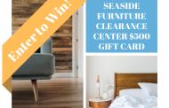 Seaside Furniture Gallery Giveaway