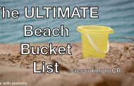 The ULTIMATE Beach Bucket List