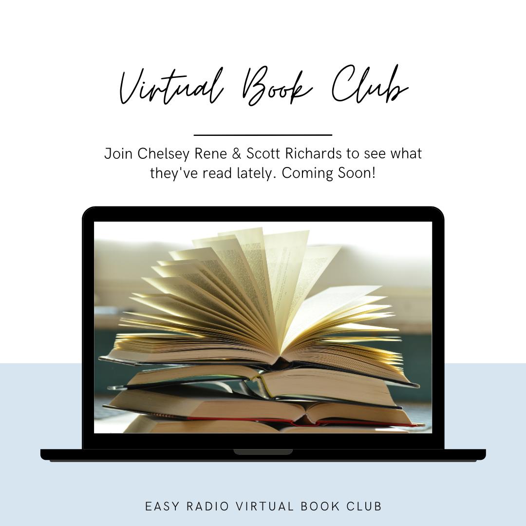 Easy Radio Book Club Goes Virtual