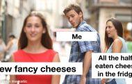Cheesy Goodness!